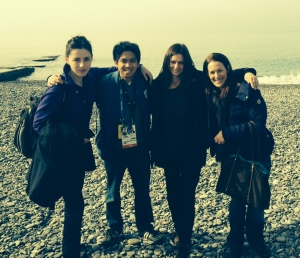 Mountain SportsDesk visits the Black Sea.